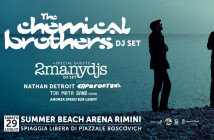 Chemical-Brothers-Summer-Beach-Arena-Rimini-29-Luglio-2017