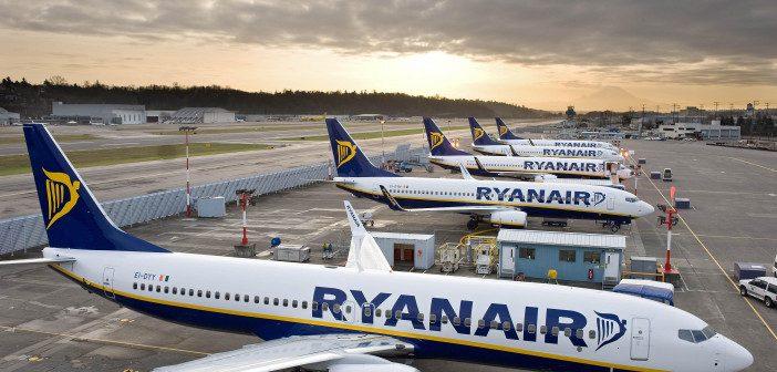 Ryanair sceglie Rimini. Complice una campagna Marketing davvero Strana.